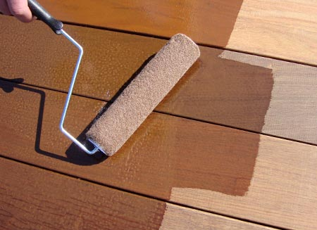 Ipe Oil 174 Hardwood Finish Protective Uv Deck Oil Stain