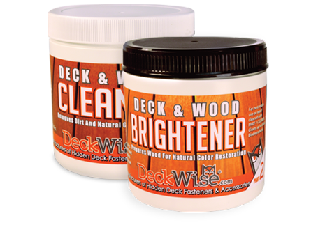 DeckWise® Cleaner and Brightener